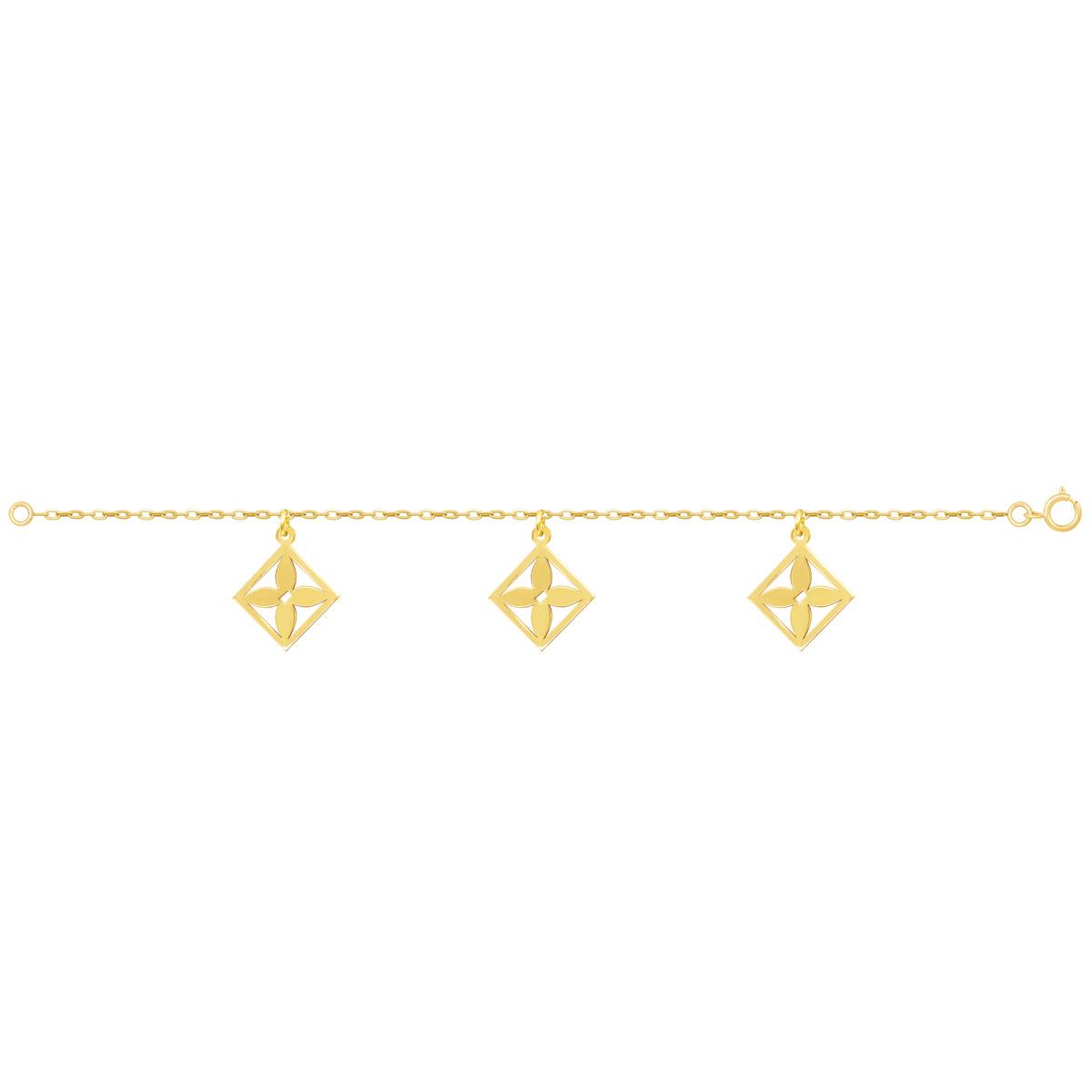 دستبند طلا هور پرسته