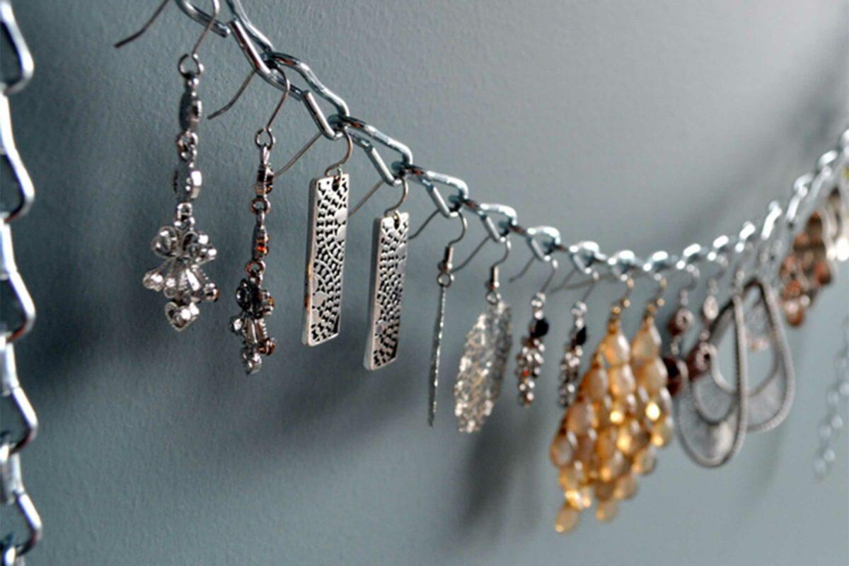 نگهداری جواهرات