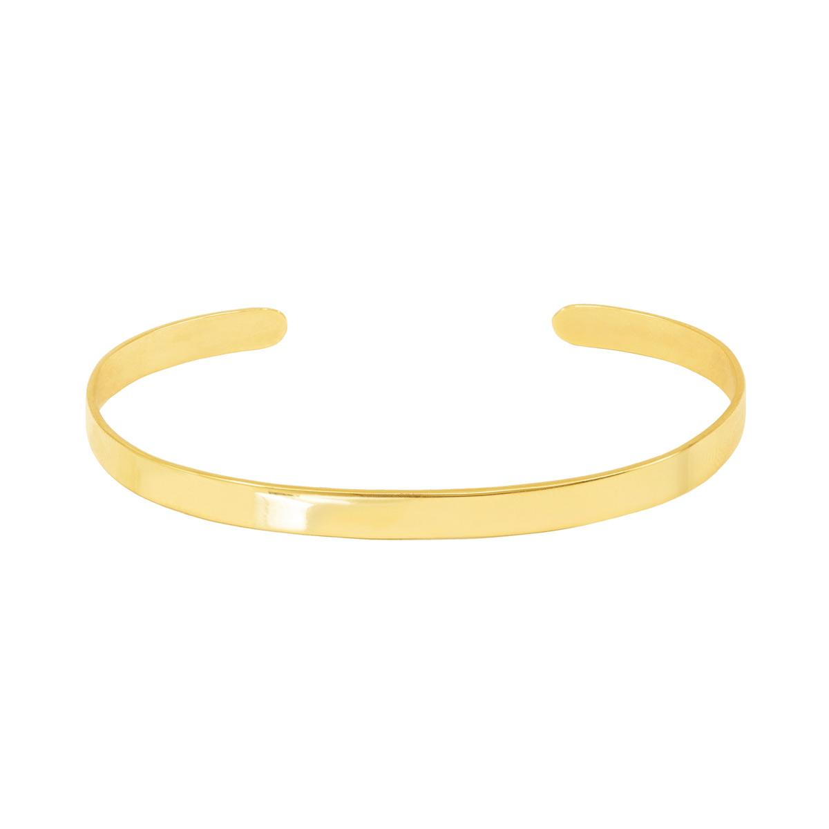 دستبند طلا پرسته
