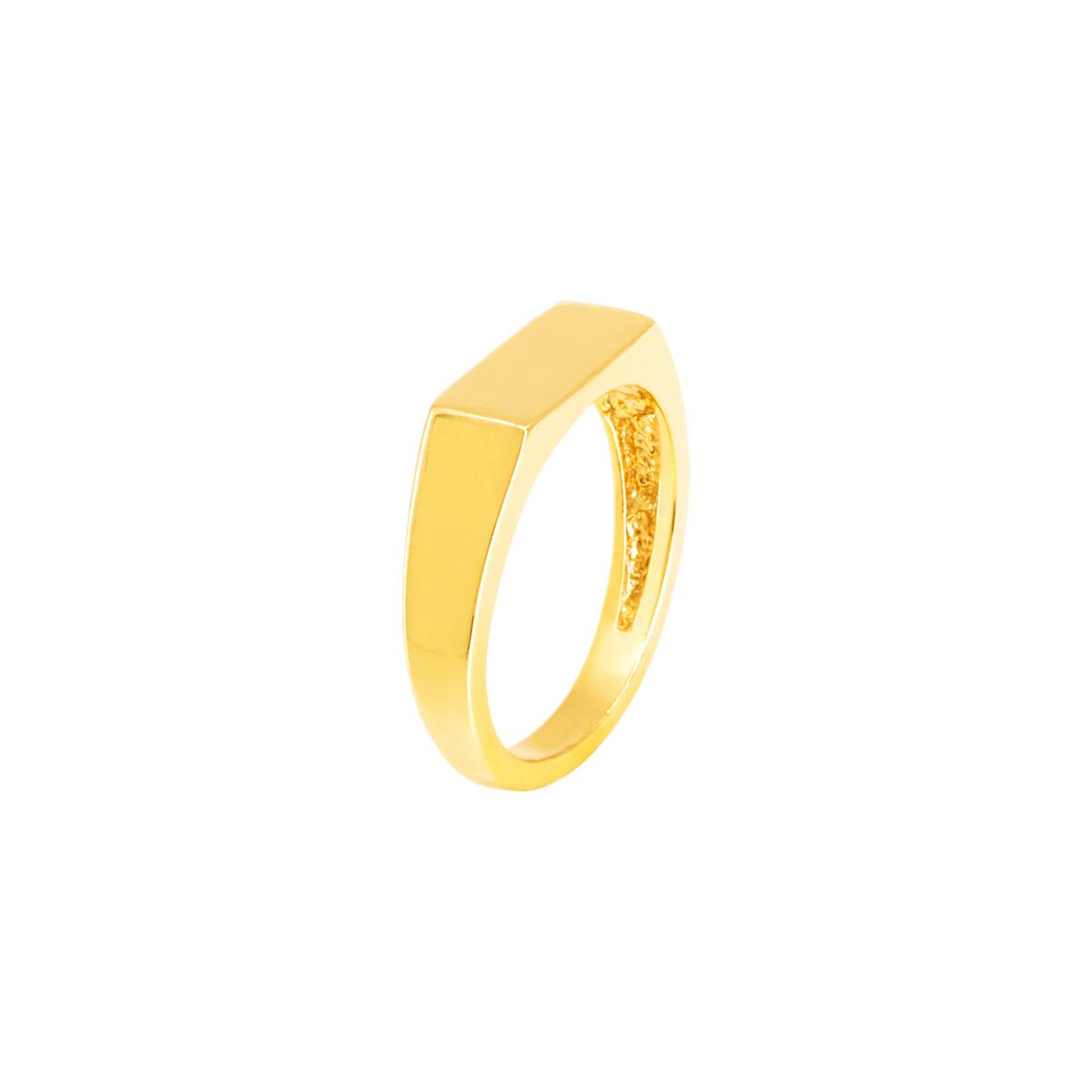 انگشتر طلا پینکی رینگ