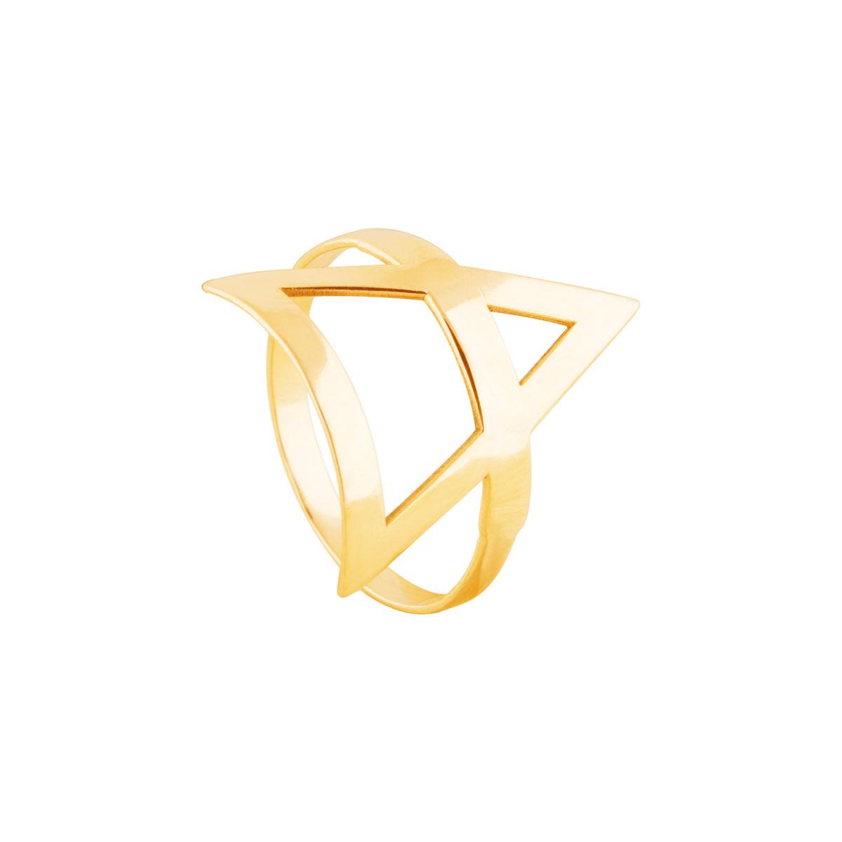 انگشتر طلا عنصر خاک