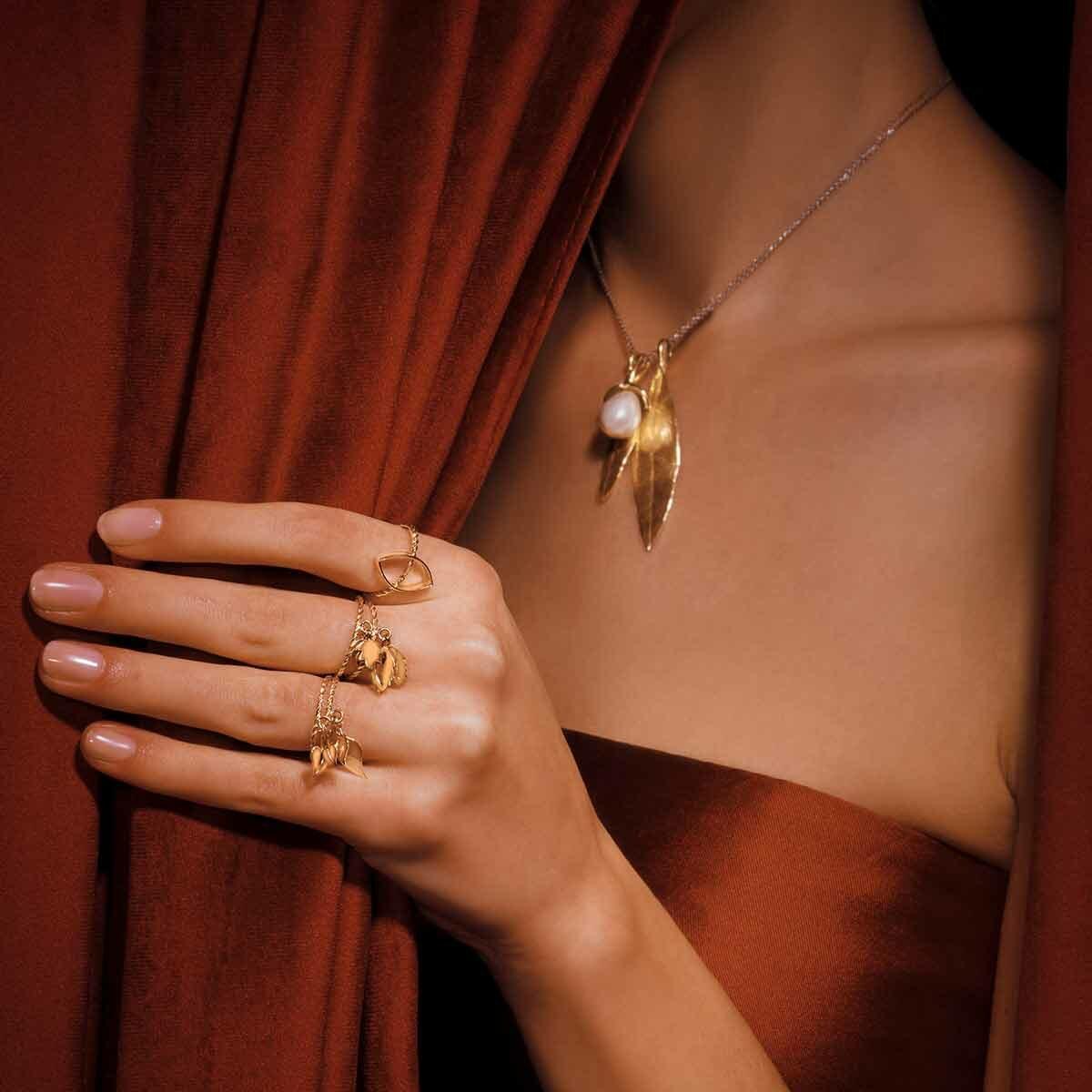 گردنبند طلا ایشتار