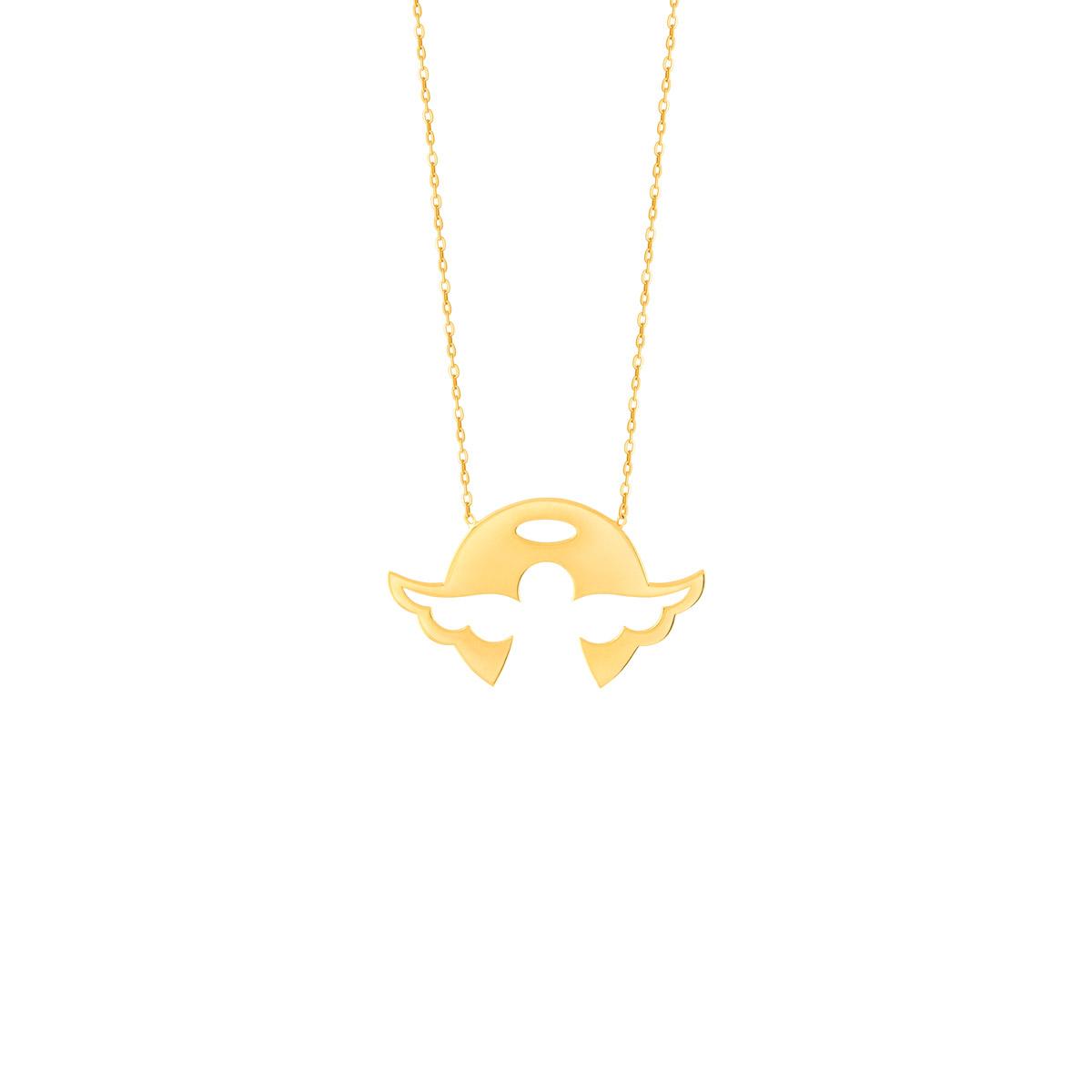 گردنبند طلا آنجلا