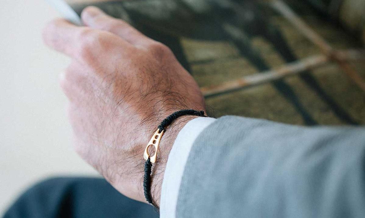 5 مد طلا و جواهرات مردانه در سال 2020