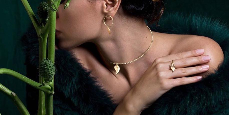 جواهرات برای فرم صورت