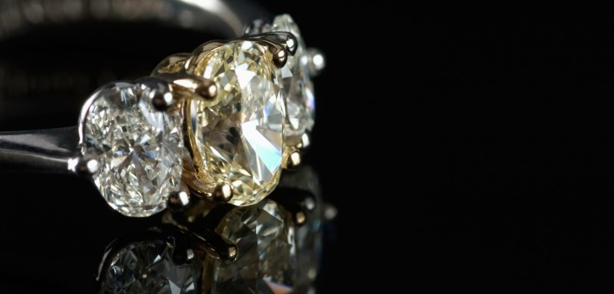 رنگ های الماس