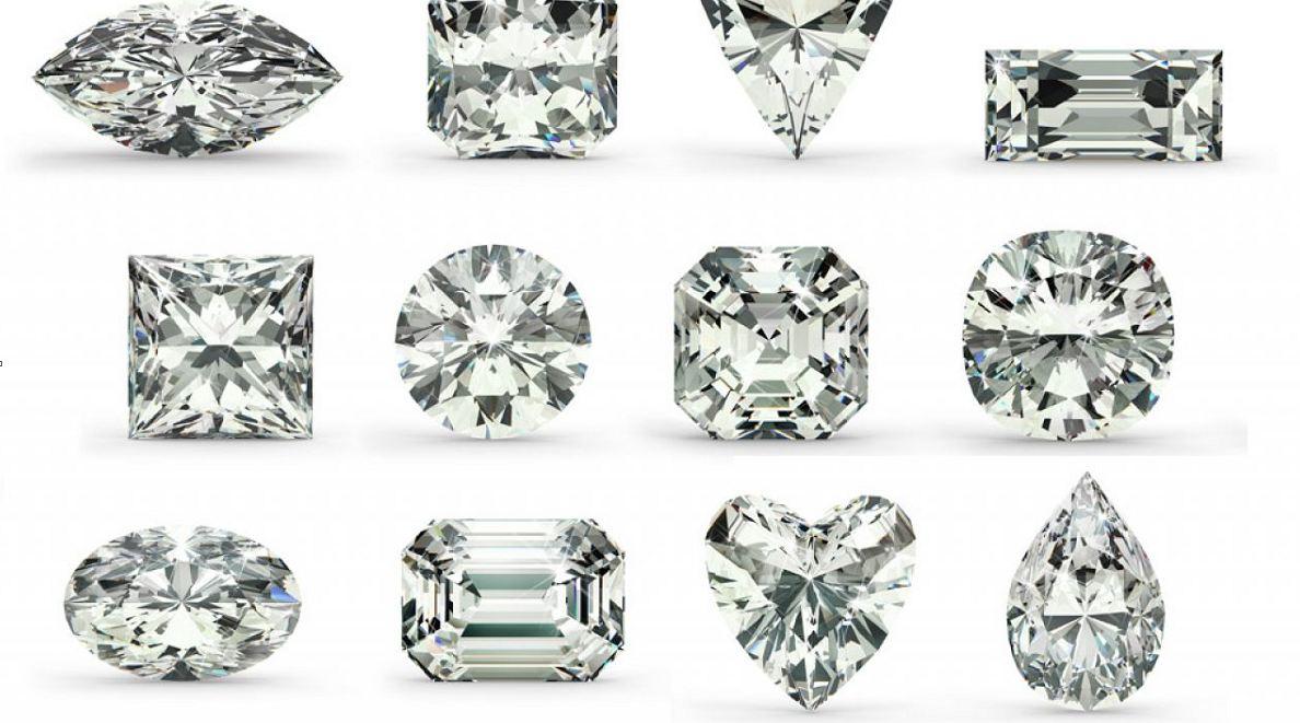 انواع الماس