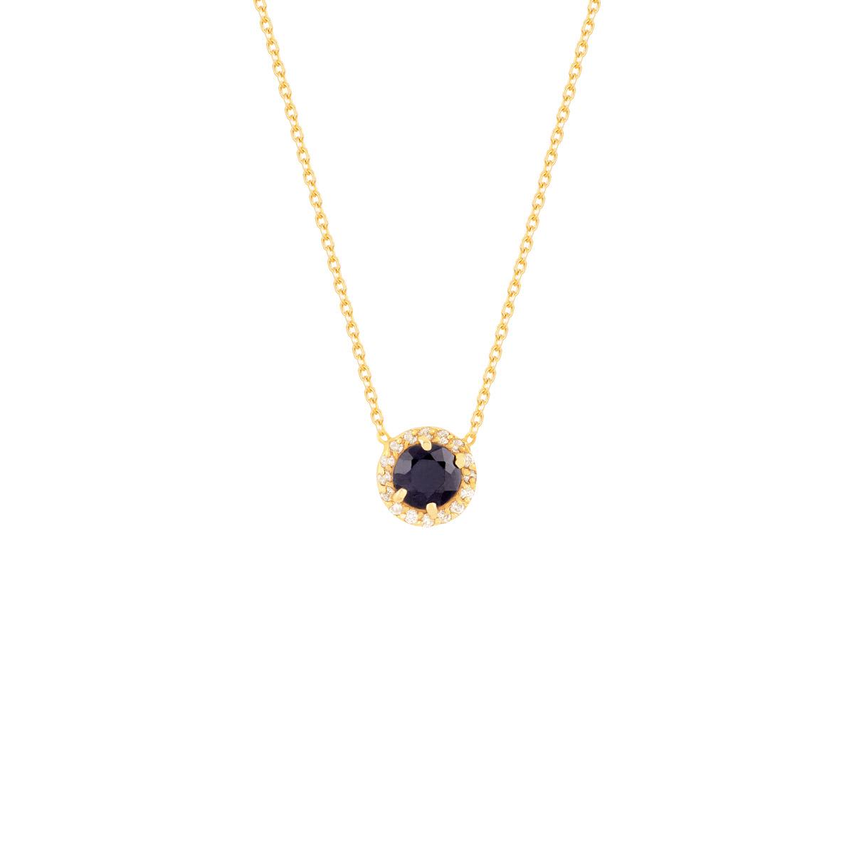 گردنبند طلا DIANA ( الهه ی ماه )