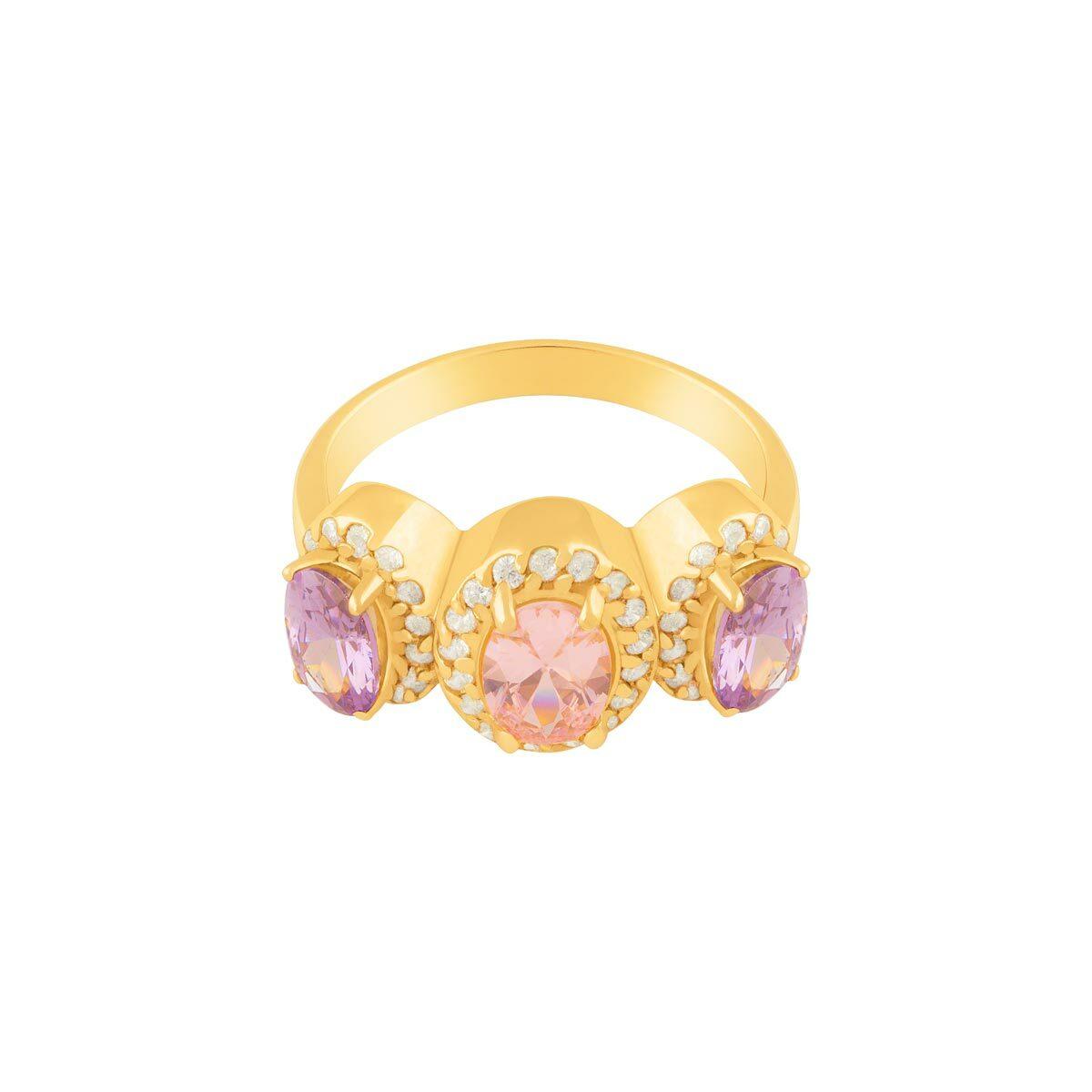 انگشتر طلا HEMERA ( الهه ی روشنایی )