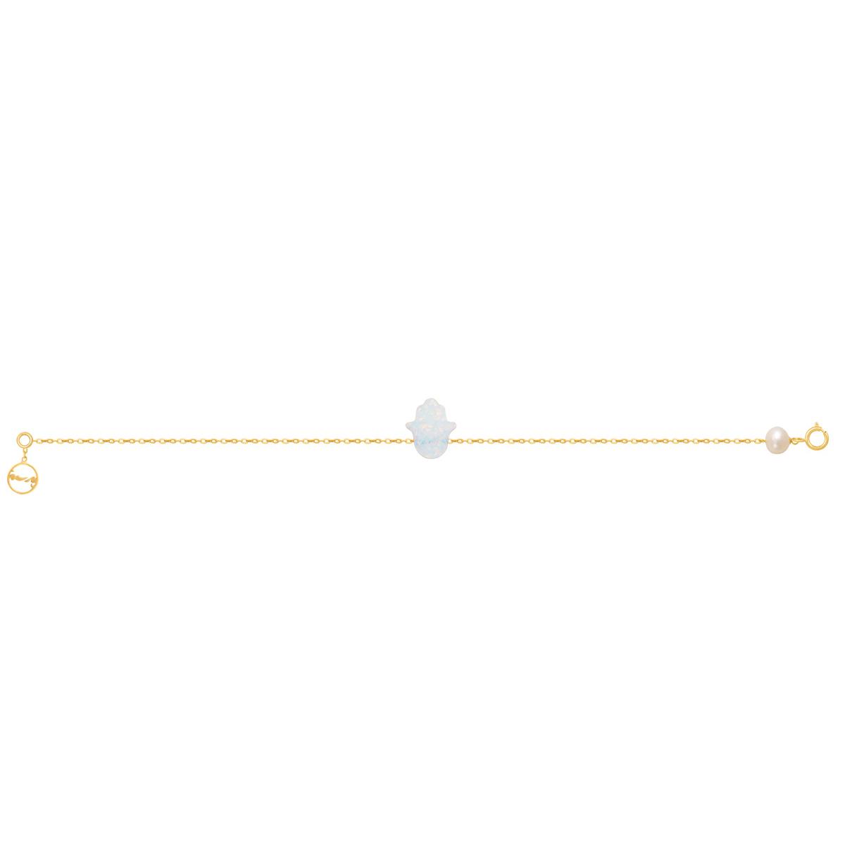 دستبند طلا Hamsa