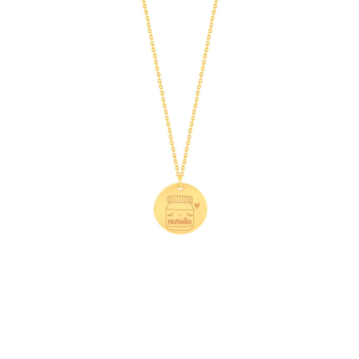 گردنبند طلا Nutella