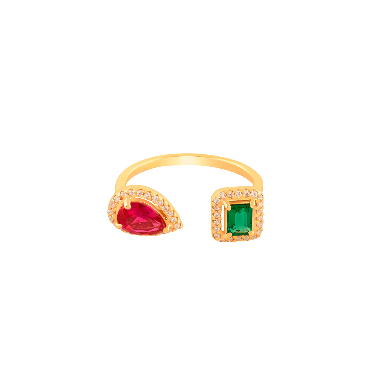انگشتر طلا EROS ( الهه عشق )
