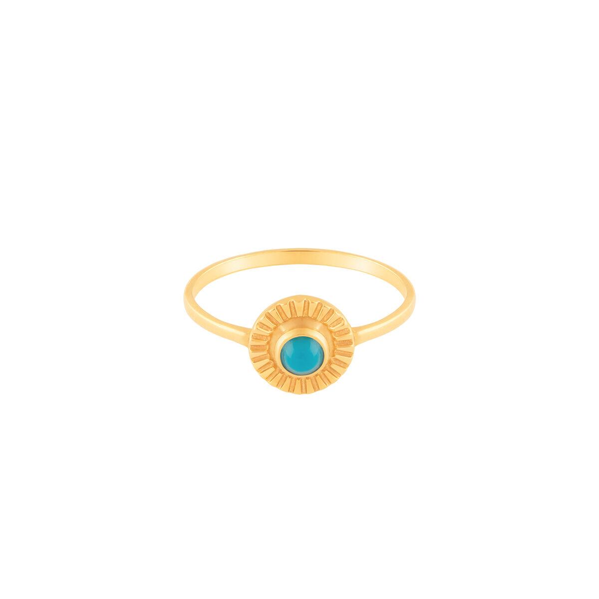 انگشتر طلا مایا کوچک