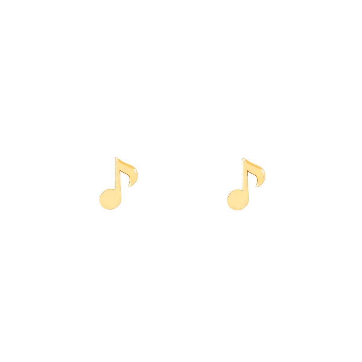 گوشواره طلا نت کوچک