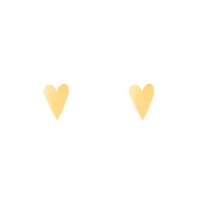 گوشواره طلا قلب