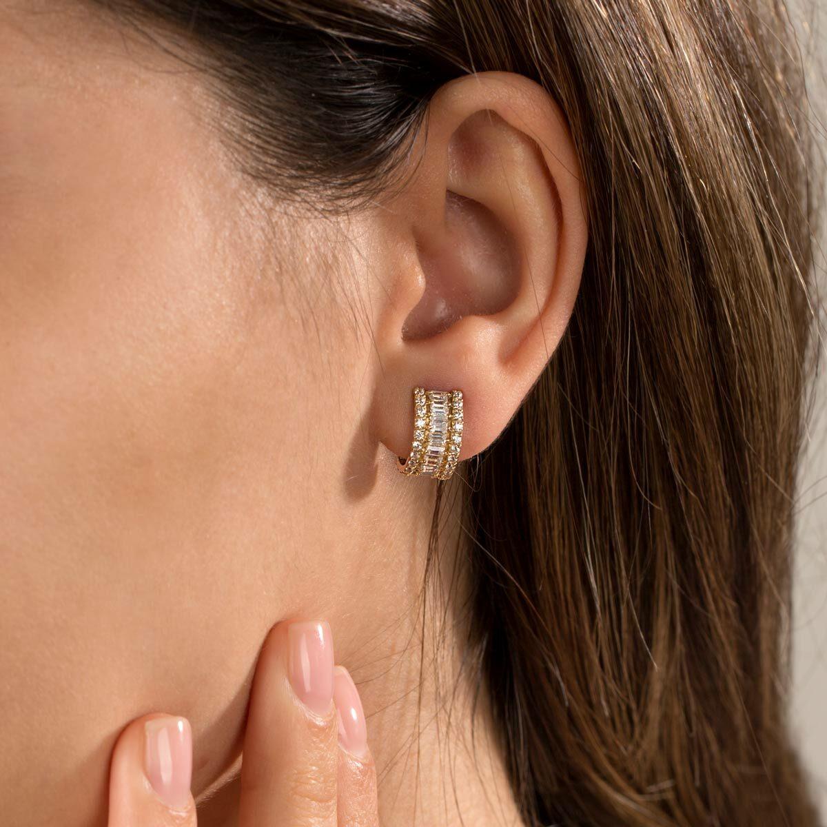 گوشواره طلا آرتونیس
