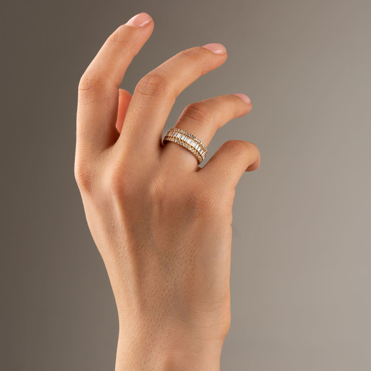 انگشتر طلا آرتونیس