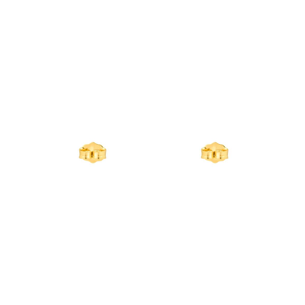 پشت گوشواره طلا