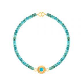 دستبند طلا مایا کوچک