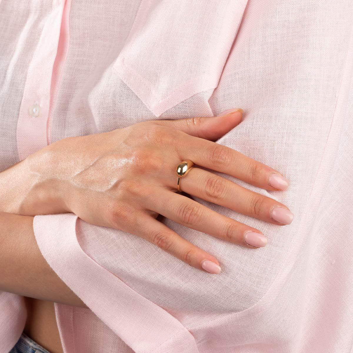 انگشتر طلا سی