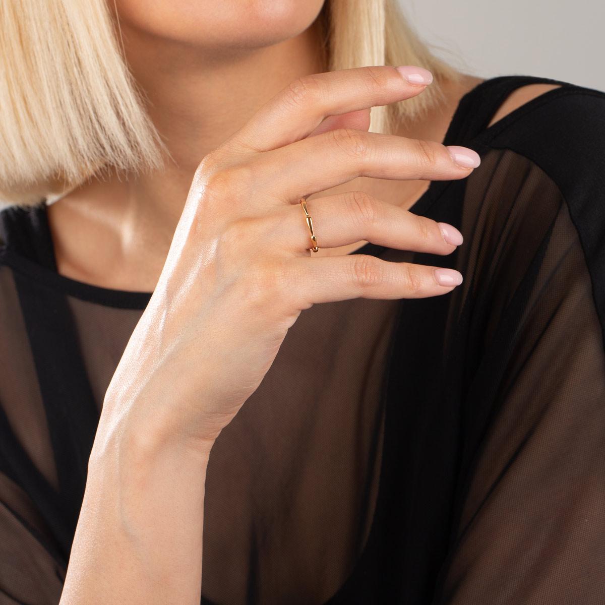 انگشتر طلا السا