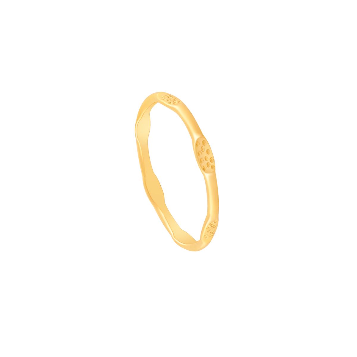 انگشتر طلا کامیلا