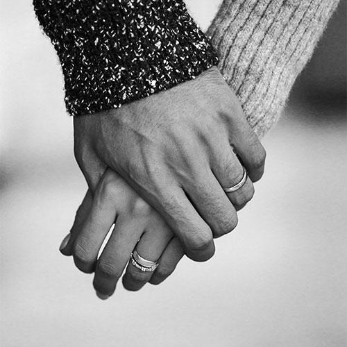 انگشتر طلا نامزدی و ازدواج